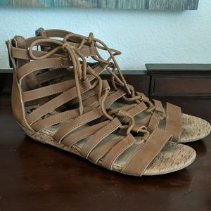 Circus by Sam Edelman Gladiator Sandals